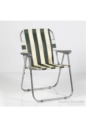 Muhtelif Vural Katlanır Plaj Kamp Koltuğu Piknik Sandalyesi-Brd07