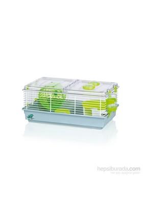 Fop Siro Hamster Kafesi Yeşil