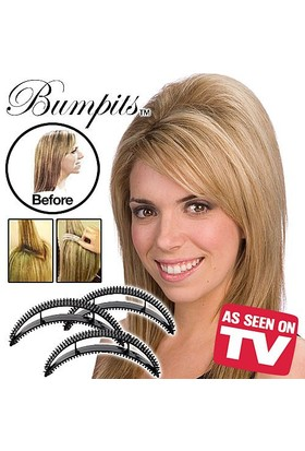 Bumpits Big Happie Hair Saç Şekillendirici
