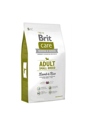 Brit Care Adult Small Kuzu Etli Küçük Irk Yetişkin Köpek Maması 3 Kg