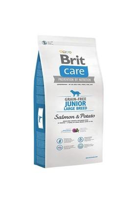Brit Care Junior Large Tahılsız Somonlu Büyük Irk Yavru Köpek Maması 12 Kg