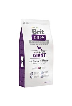 Brit Care Giant Tahılsız Somonlu Büyük Ve Dev Irk Yetişkin Köpek Maması 12 Kg