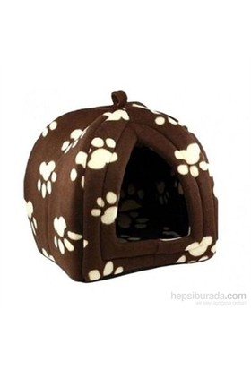 Fop Yuvalı Kedi ve Köpek Yatağı 35x35cm