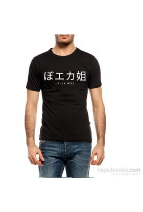 Köstebek Fuck Off Erkek T-Shirt