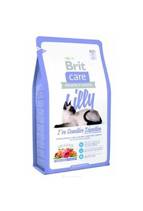 Brıt Care Cat Lilly Tahılsız Kuzu Ve Somonlu Hassas Sindirim Sistemi Kedi Maması (I´Ve Sensitive Digestion) 7 Kg