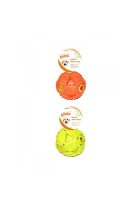 Pawise Giggle Treat Ball - Ödül Mama Topu - L - 11,5 Cm