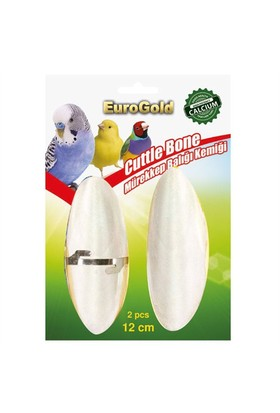 Eurogold Mürekkep Balığı Kemiği 2 Li 12 Cm