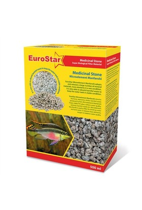 Eurostar Su Berraklaştırıcı Filtre Malz. 500 Ml