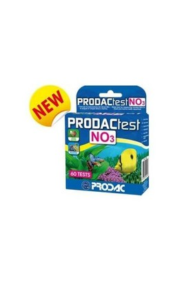 Prodac No3 (Nitrat) Test Akvaryum Testi