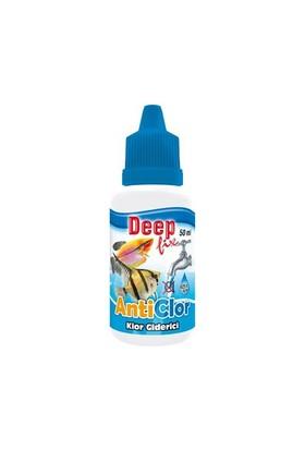 Deep Fix Anti-Clor (Akvaryum Klor Giderici) 50 Ml