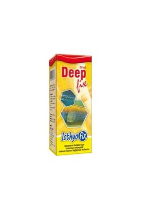 Deep Fix Icthyo - Fix (Akvaryum Beyaz Benek Hastalığı İçin) 50 Ml.