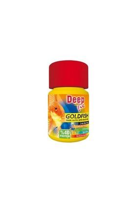 Deep Fix Gold Fish (Yüksek Kaliteli Japon Balığı Yemi) 35 Gr