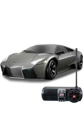Maisto Tech 1:24 Lamborghini Reventon U/K Araba Gri