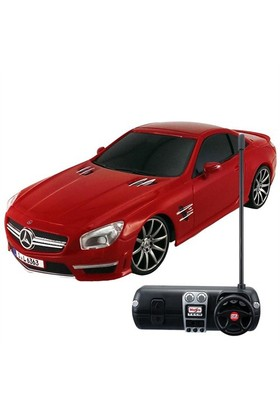 Maisto Tech 1:24 Mercedes-Benz Sl Amg 63 U/K Araba Kırmızı