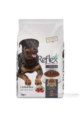 Reflex Adult Dog Kuzu Etli & Pirinçli Yetişkin Köpek Maması 3 Kg