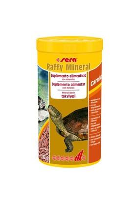 Sera Raffy Mineral Kaplumbağa Yemi 250 Ml