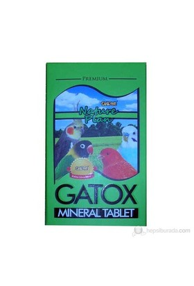 Nature Plan Gatox Mineral Tablet