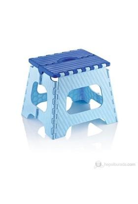 Hobby Life Plastik Kale Katlanır Tabure (20,5 x 20,5 x 10)