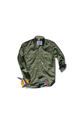 Av Gömleği-02 201 Gömlek+Skoç Astarlı