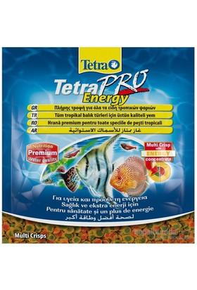 Tetra Pro Energy Crisps Balık Yemi 12 Gr