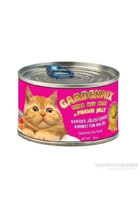 Gardenmix Karides Jölesi İçinde Ton Balığı Kedi Konservesi 85 Gr
