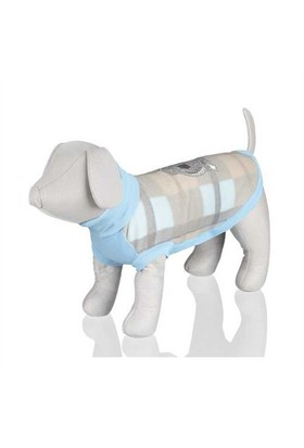 Trixie Köpek Kazağı Xs:30Cm Açık Mavi/Bej