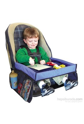 Practika Çocuk Oto Koltuk Sehpası - Kids Play Travel Tray
