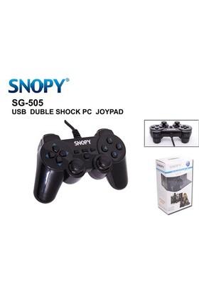Snopy SG-505 USB Duble Shock PC Gamepad
