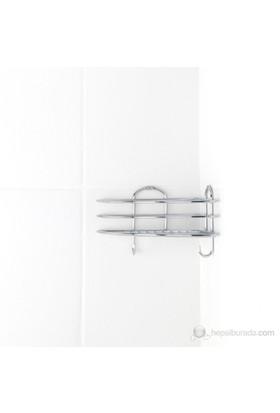Tekno-Tel BK021H Tek Katlı Banyo Köşeliği