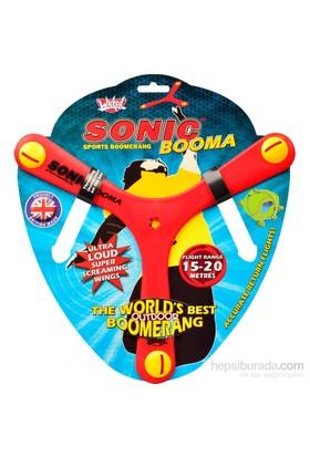 Wkson-Kr Wicked Sonic Booma Bumerang Kırmızı