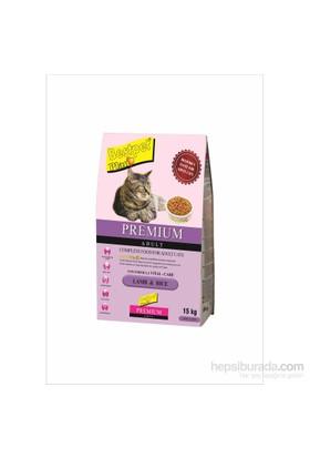 Bestpet Plan Kuzu Etli Yetişkin Kedi Maması 15 kg