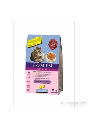 Bestpet Plan Mix Yetişkin Kedi Maması 15 kg