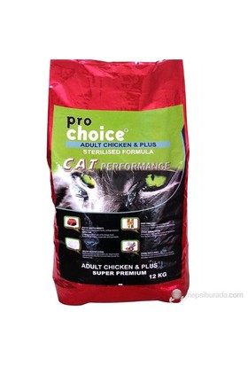 Prochoice Pro 32 Strelised Yetişkin Kedi Maması 15kg