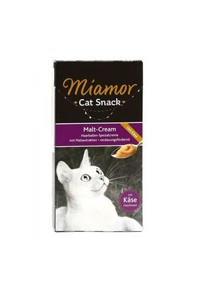 Miamor Cream Malt + Peynirli Kedi Ödülü 6x15 gr