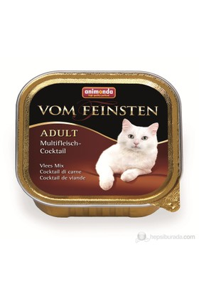 Animonda V.F. Karışık Etli Kedi Konservesi 100 gr