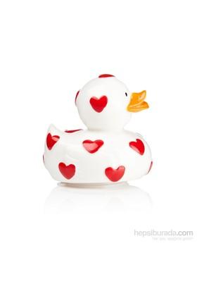 Npw Heart Ducky Lıpbalm - Rasspberry Rıpple