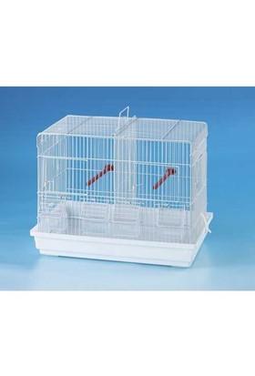 Qh Pet Cage Kafes Çifthane (47X30x36,5)