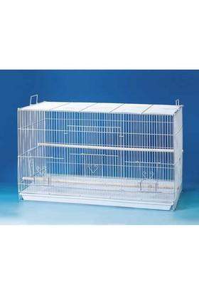 Qh Pet Cage Qh Üretim Kafesi Karışık Renkli (77 X 46 X 46)