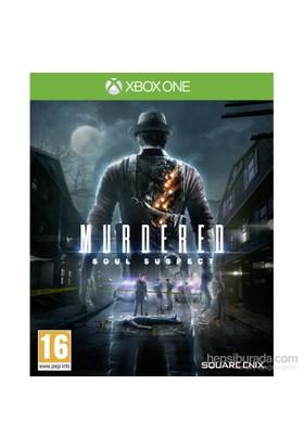 Square Enix Xbox One Murdered Soul Suspect