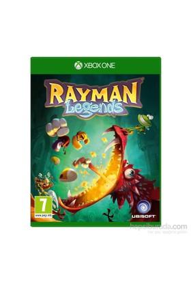 Ubisoft Xbox One Rayman Legends