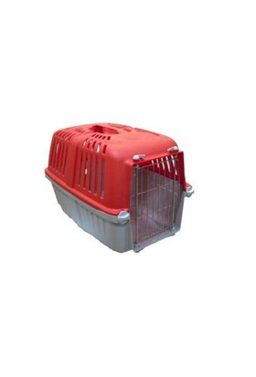 Mio Plastik Kapılı Kedi Ve Köpek Taşıma Kabı
