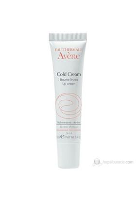 AVENE Baume Levres Cold Cream 15 ml - Kuru dudaklar için cold krem içeren stick