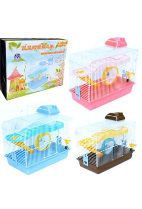 Dream House Hamster Kafesi S701