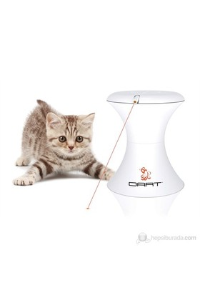 Froli Cat Dart Interactive Kedi Köpek Oyuncak (Lazer)