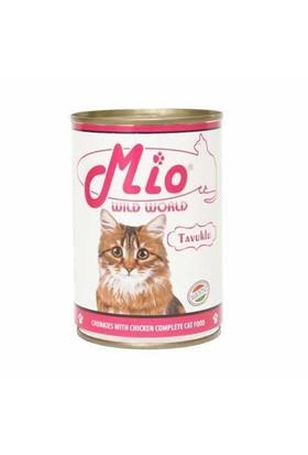 Mio Tavuklu Konserve Kedi Maması 415 Gr