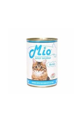 Mio Ton Balıklı Konserve Kedi Maması 415 Gr