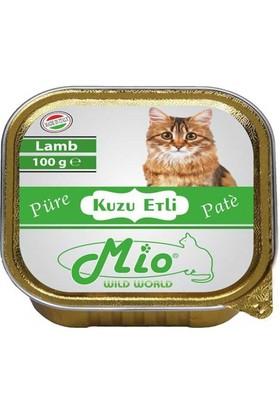 Mio Kuzu Etli Püre Kedi Konservesi 100 Gr