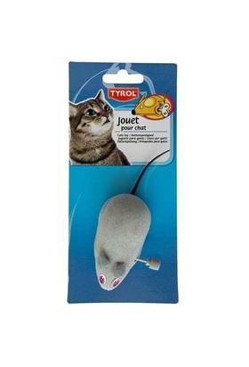 Vitalveto Kediler İçin Kurmalı Fare Oyuncak