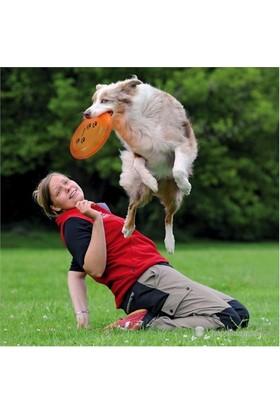 Trixie Köpek Agility Eğitim Frizbisi ø23 cm Turuncu