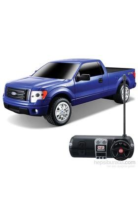 Maisto Tech Ford F-150Stx Uzaktan Kumandalı Araba 1:24 Mavi